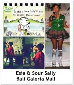 esia and sour sally
