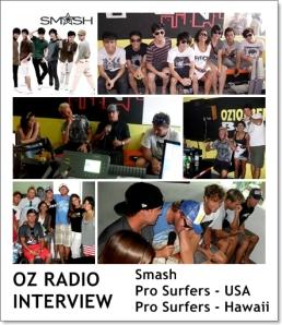 oz radio interview