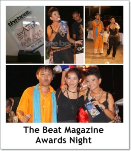 the beat party